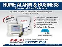 Burglar Wireless Alarm System (Award winning technology