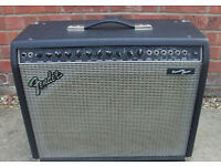 FENDER PRINCETON CHORUS - USA MADE - ARGUABLY FENDER'S BEST SS AMP - ACE COND!