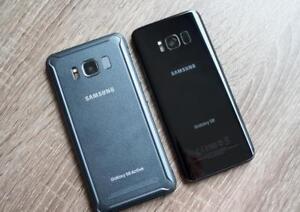 ***NOVEMBER SALE*** UNLOCKED Samsung S8 $449, S8 Active $449, S8 Plus $499 64GB