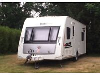 Elddis Affinity 550, 2013, Touring Caravan, complete set of equipment included!