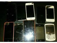 Joblot Faulty Phones