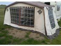 Caravan awning fit 14ft caravan