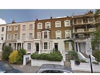 One bedroom period conversion in Isligton!