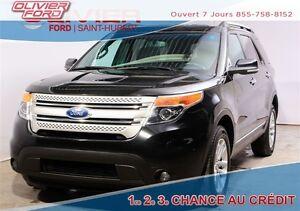 2014 Ford Explorer XLT 4X4 A/C
