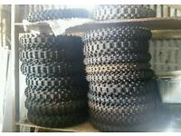 Motorcross tyres front rear 90 21 170 80 18 17 19 180 70 pit bike dirt off road