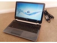 Laptop HP PAVILION 15.6inch - Intel i5 - 4GB Ram - 500GB Hard Drive - 4hrs battery - £160