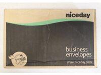 Niceday business envelopes - Brand new