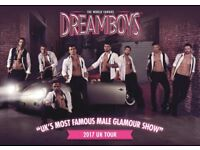 Dreamboys Tour 2017 ' Lincoln Theatre Royal