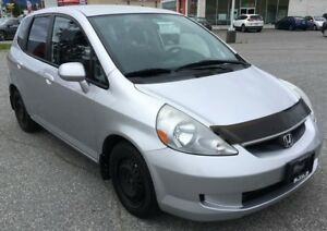 2007 Honda Fit Hatchback DX at