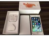 iPhone 6S Plus Rose Gold 16GB **Unlocked to any Network**