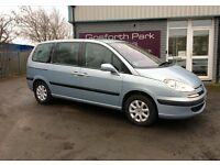 Peugeot 807 HDi GLX *43,000 Miles *7 Seats *Diesel *History *Part Ex Welcome