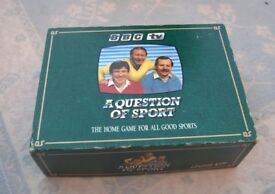 Question of sport board game