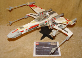 Rare Lego: Ultimate Collector Series: Star Wars: 7191-1 X-wing Fighter UCS 100%