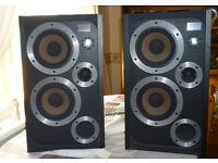 Wharfedale E Thirty Hi Fi Speakers