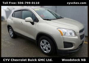 2015 Chevrolet Trax LS - $7/Day - Automatic FWD
