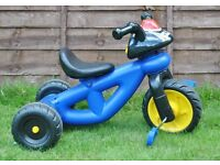 Kiddies Police Trike