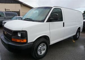 2010 Chevrolet Express 2500 Shelving, Off lease, $500.00 Down