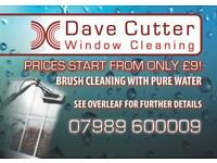 Need a Window Cleaner? Fascias & Gutters Need Cleaning?