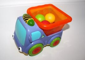 ELC Crawl and Go Musical Truck. Moving Truck with lights & Sounds