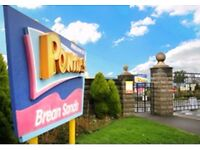 Holiday for sale brean sands devon, 7 nights 12th August