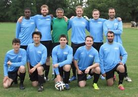 11 ASIDE TEAM, WE ARE RECRUITING, FIND FOOTBALL IN LONDON, JOIN SUNDAY FOOTBALL CLUB Ft65