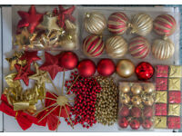 ***70 Piece Xmas Tree Decorations***