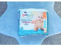 Boots nappies size 3 full pack