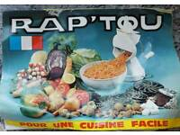 Kitchen grating/slicing set Raptou