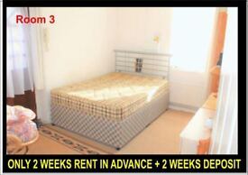 Twin room To Let (En-suite Shower) Rent Flat Share warehouse style £75 p/w INC BILLS Mutley Plymouth