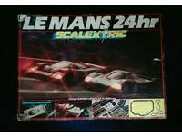 Scalextric Let Mans classic set for sale