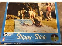 Slippy Slide. Great for summer