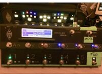 Kemper Powered Head and Remote-Boxed