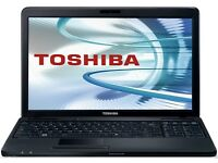 Toshiba Satellite Pro i3 Laptop, , 2.0GHz, 8gb, 250gb, Windows 7, Webcam
