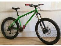 Dirt jump - Ns bikes Surge 2 -