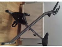 Pro Fitness Exercide Bike (Folding)