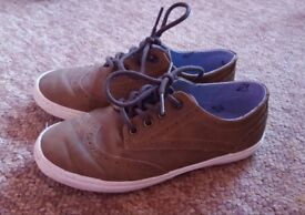 Boys shoes size 2 from Next