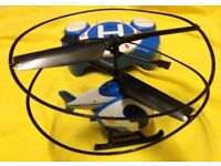 Little Tikes My First Flyer Kids Remote Control RC Mini Helicopter Play Toy