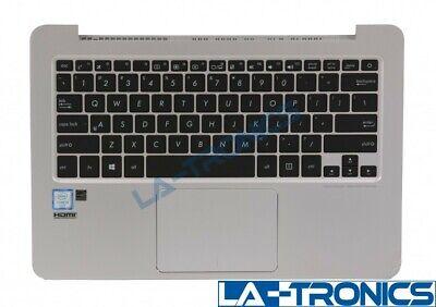 "ASUS ZenBook UX305U 13.3"" Palmrest, Keyboard, Touchpad 13NB0AB5AM0202 *READ*"