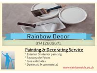 Painting, Decorating