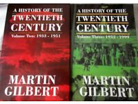 Four History and War Books