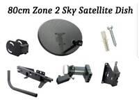 BRAND NEW MK4 Zone 2 80CM SATELLITE DISH