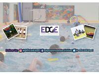 Edge Swim School - Adult swimming class courses