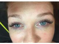 Lash lift and Individual eyelash extensions - NW London