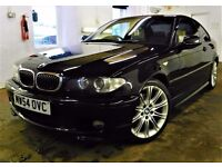 LOW MILEAGE!! (2005) BMW 330 CI M SPORT AUTO 3DR - ALLOY WHEELS - FULLY LOADED - HEATED SEATS -