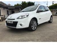 June 2012 Renault Clio Dynamique TomTom 1.2 Petrol 75Bhp