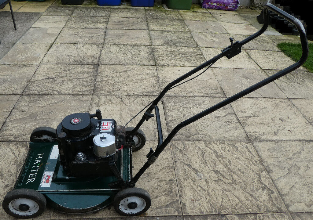 "Hayter Hayterette professional commercial rough cut 18"" lawn mower / Grass  cutter / Grass / Lawn 