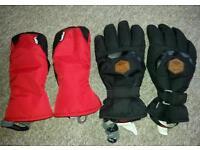 Ski gloves wed'ze