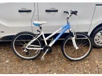 Ladies mountain bike 17'' alloy frame 26'' wheels £70