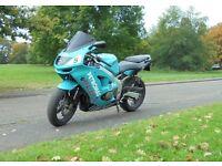 Kawasaki ZX6-R / ZX6R 1999 Pertonas FP1 Replica Sportsbike