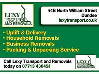 REMOVALS LEXY TRANSPORT (removals ,delivery ect)